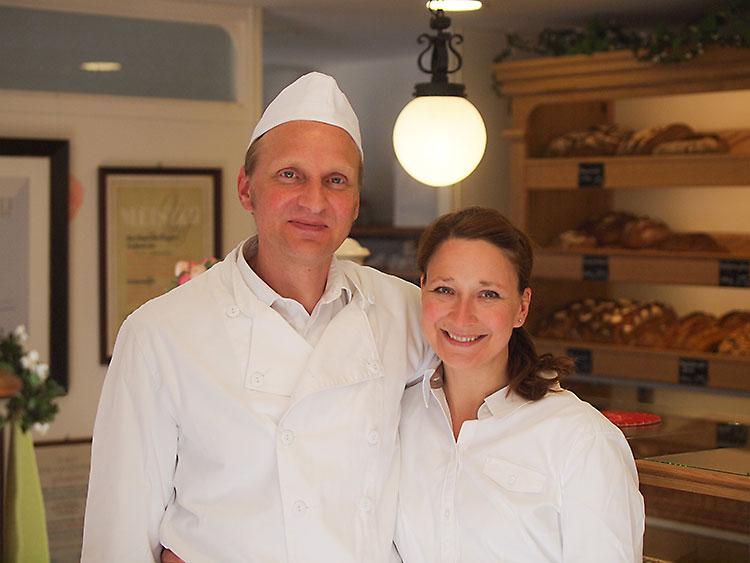 Jeannette und Klaus Huppertz